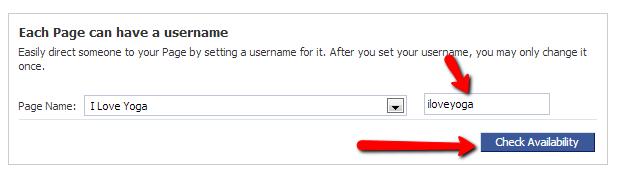 update page vanity url