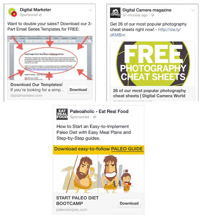 Samplefbadoffers Steven Stromick - Digital marketer facebook ad template