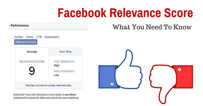 Facebook Ads Relevance Score – What You Need To Know