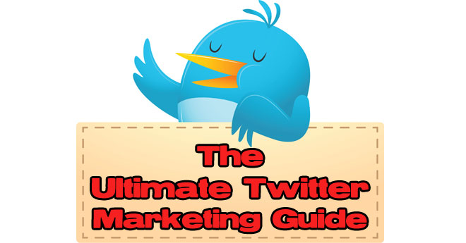ultimate twitter marketing guide