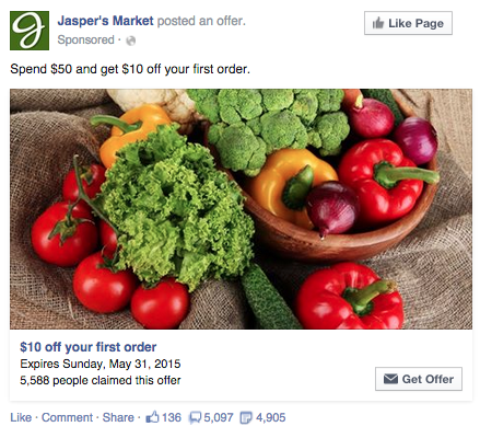 facebook selling ad