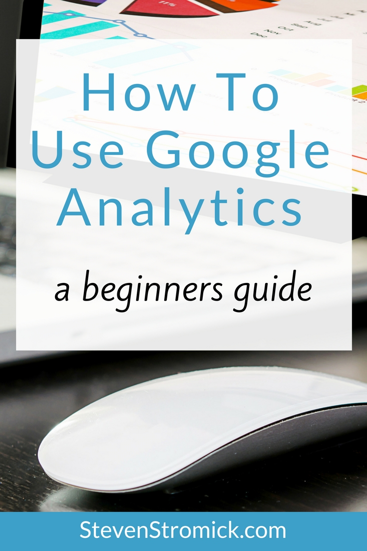 A beginners guide on how to use Google Analytics. Google analytics is an incredibly powerful tool. Discover how to use Google Analytics to better understand where your traffic is coming from and how to use this information to better grow your blog.