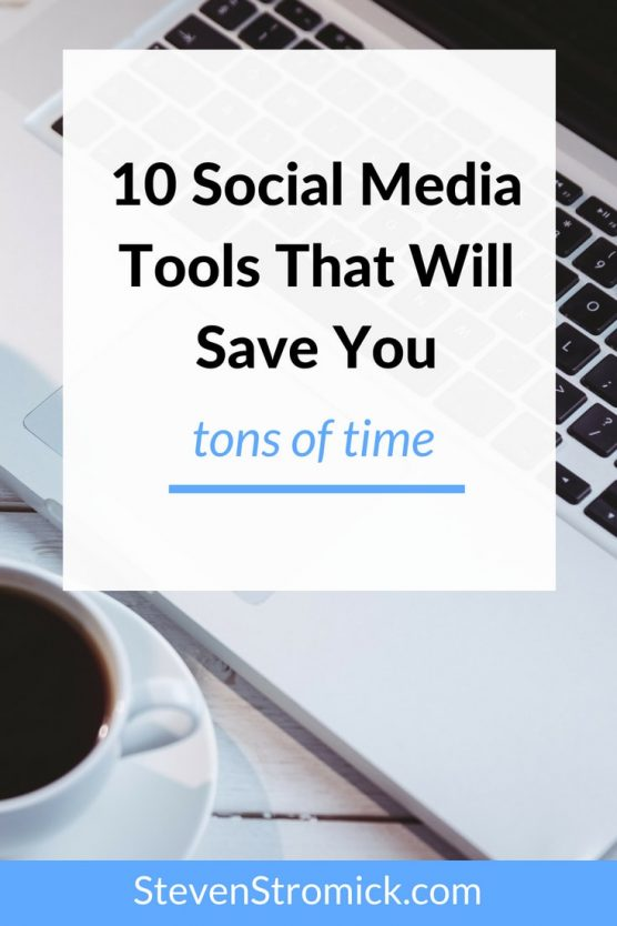 10 social media tools that will save you time